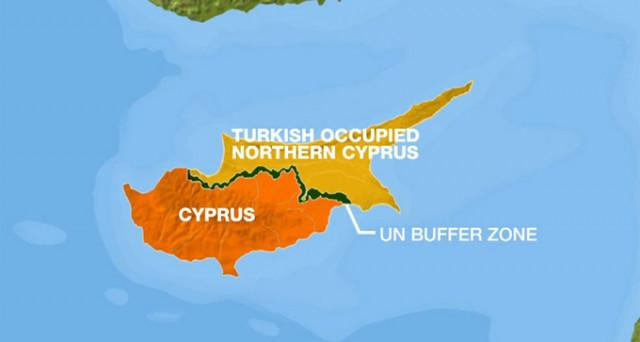 L'isola di Cipro resta divisa in due parti. I negoziati per tentare di unificare le due regioni sotto una unica bandiera sono naufragati