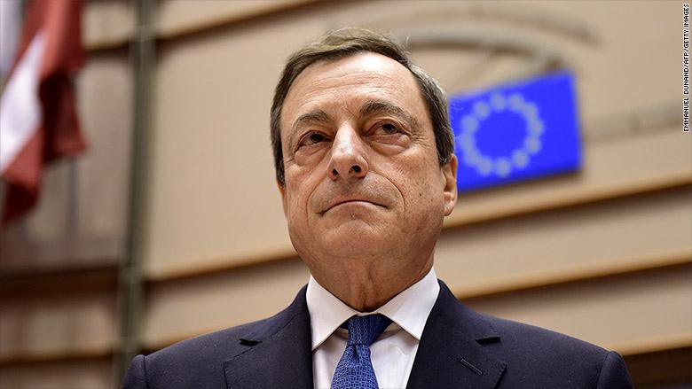 Cosa farà Draghi a euro e bond giovedì?