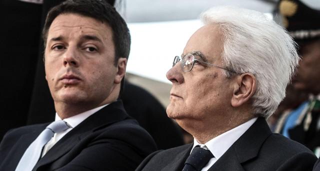Il presidente Mattarella spegne i sogni di Matteo Renzi sulle elezioni anticipate. Al segretario del PD restano poche settimane per sperare ancora di fare cadere il governo.
