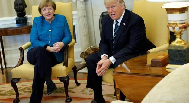 Credete ancora che la Germania si batta contro l'amministrazione Trump in difesa del libero commercio? Allora vi sta sfuggendo cosa realmente approva il suo governo.