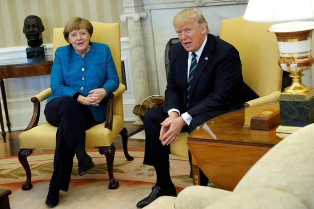 Germania per il libero commercio contro Trump? Siete ingenui!