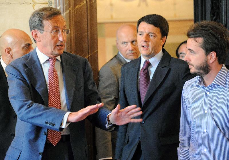 E se Matteo Renzi facesse la fine di Gianfranco Fini?