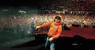 Il business della musica: la classifica dei 10 concerti con più spettatori paganti della storia della musica, Vasco Rossi nell'Olimpo del rock.