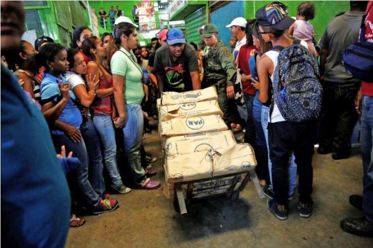 Non tutti fanno la fame in Venezuela, pochi si arricchiscono a dismisura