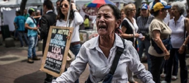 Colpire il petrolio in Venezuela è l'arma finale per abbattere Maduro