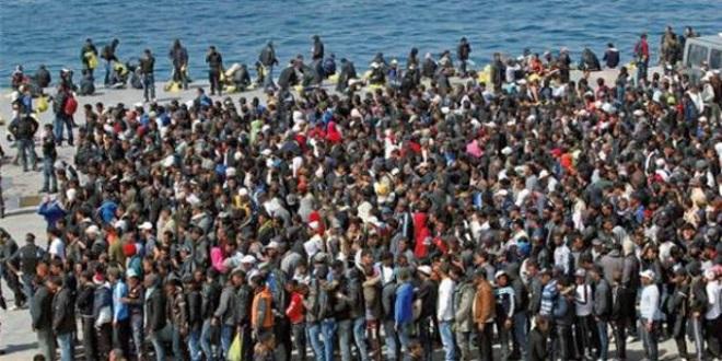 Emergenza migranti quanti sono in italia un 39 info grafica for Quanti sono i senatori in italia