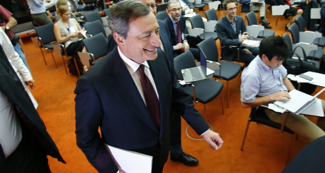 Mario Draghi dovrebbe restare abbastanza