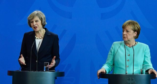 Conseguenze sulla Brexit dalle elezioni in Germania