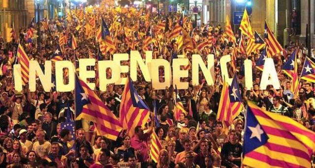 Il 1° ottobre dovrebbe celebrarsi il referendum per l'indipendenza della Catalogna dal resto della Spagna: un video della CUP spiega dove si sta andando.