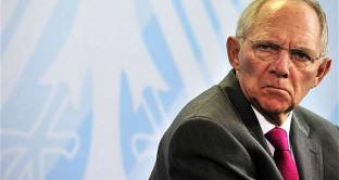 Wolfgang Schaeuble potrebbe perdere il posto di ministro delle Finanze in Germania