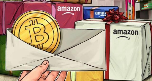 Se Amazon accettasse Bitcoin come pagamenti dei suoi clienti, la rivoluzione digitale in atto farebbe un salto di qualità. E dal colosso americano non smentiscono.