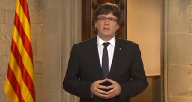 Catalogna indipendente? Ultimatum spagnolo scade oggi