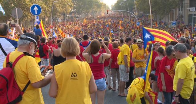 Indipendenza Catalogna, scaduto ultimatum di Madrid