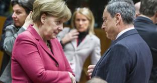 Crisi banche, baratto tra BCE e Germania?