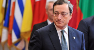 Draghi difende i bassi tassi