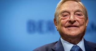 George Soros dona in beneficenza 18 miliardi alla sua fondazione