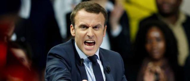 La presidenza Macron ha scatenato una