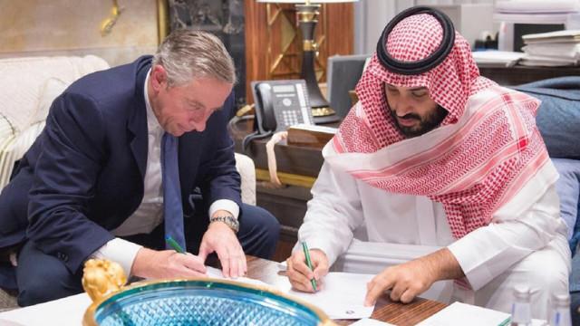 Costruire una mega-città del futuro e quotarla in borsa, l'ultima dei sauditi