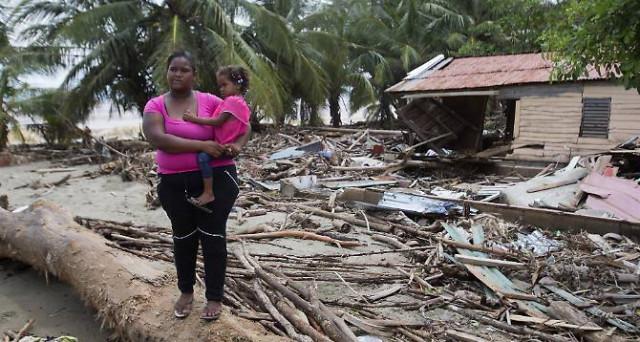 Porto Rico vive un incubo