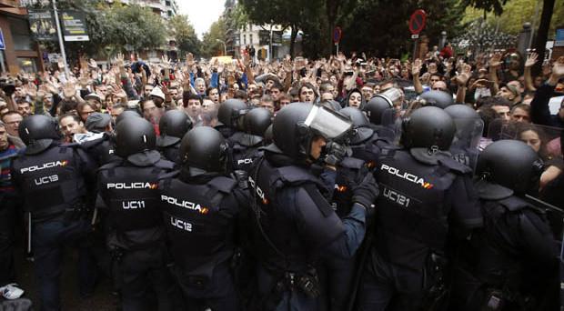 La Catalogna in subbuglio contro il governo centrale spagnolo segnala che un po' ovunque in Europa i ricchi si siano stancati di mantenere i più poveri. E l'egoismo non c'entra.