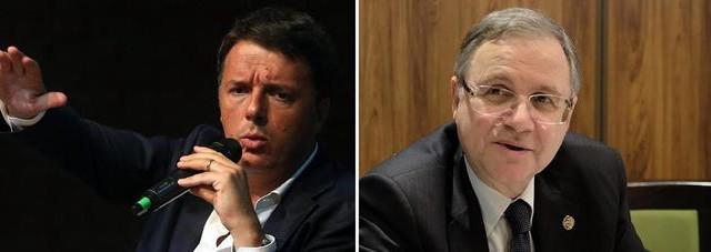 Lo scontro politico sul caso Bankitalia rischia di diventare esplosivo a fine mese per Matteo Renzi, in lotta contro tutti e tutto per il proprio futuro.