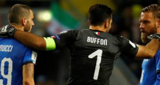 Calcio italiano sprofonda nella crisi