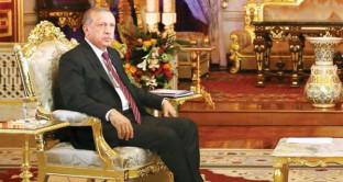 Il miracolo economico di Erdogan adesso non convince più e i turchi corrono a comprare oro. Importazioni record nel 2017.