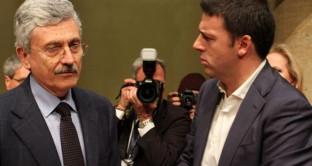 La vendetta elettorale di D'Alema e Bersani contro Renzi