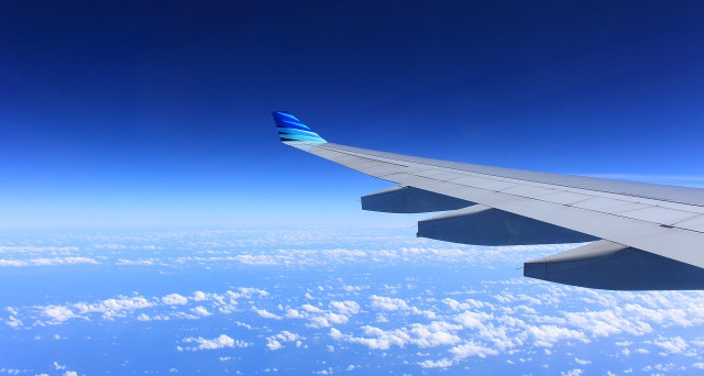 Ripresa trasporto aereo