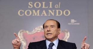 Berlusconi: se centro-destra non vince, meglio resti Gentiloni