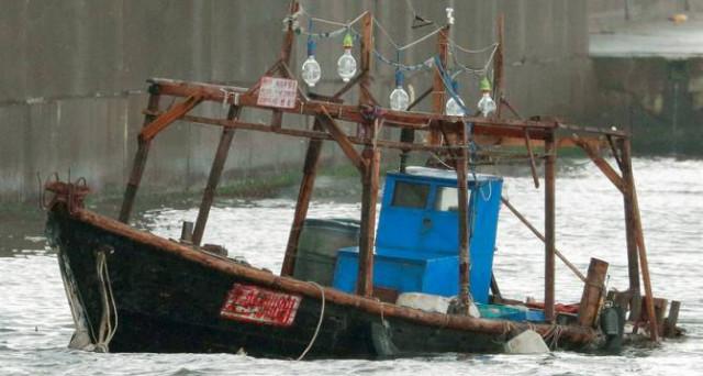 In Corea del Nord non vi sarebbe alcuna carenza estrema di petrolio, ma la fame si farebbe sentire lo stesso, come segnalano diverse imbarcazioni fantasma.