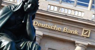 Deutsche Bank, indagini su crisi spread 2011