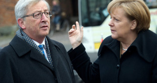 Crisi euro, Germania sempre più divisa
