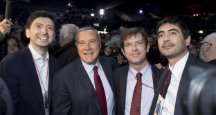 Grasso in campo contro il PD di Renzi