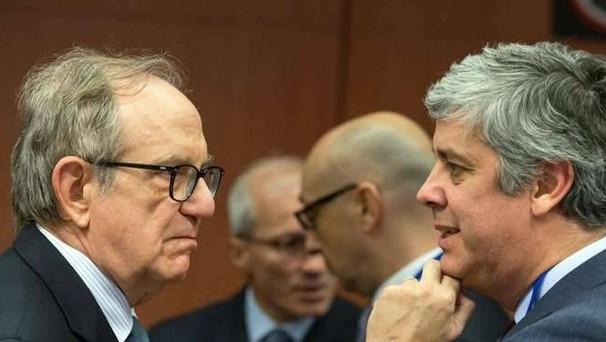 L'Italia non ha nemmeno corso per la presidenza dell'Eurogruppo, priva di alleati e scarsa di risultati. E il Portogallo ci ha incredibilmente stracciati.