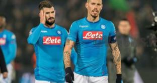 Napoli fuori dalla Champions, ma va in Europa League