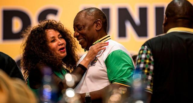 Sudafrica cambia rotta con Ramaphosa