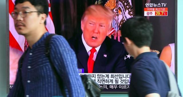 Trump attacca la Cina sui suoi commerci con la Corea del Nord