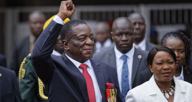Possibile svolta nello Zimbabwe dopo la fine dell'era Mugabe. Restituita la terra a un bianco. Il nuovo presidente tende la mano agli investitori stranieri?
