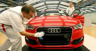 Economia tedesca beneficiata nell'era Draghi