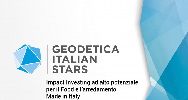 Il Made in Italy come opportunità di diversificazione per Stefano Bettinelli, managing partner di Geodetica Italian Stars.