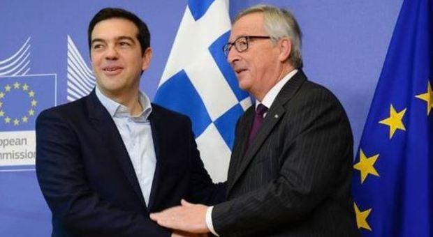 La Grecia riceverà altri 6,7 miliardi di aiuto da parte della Ue per aiutare la Grecia a pagare i debiti nella prima metà del 2018