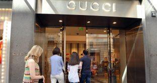 I giovani amano Gucci e il brand vola