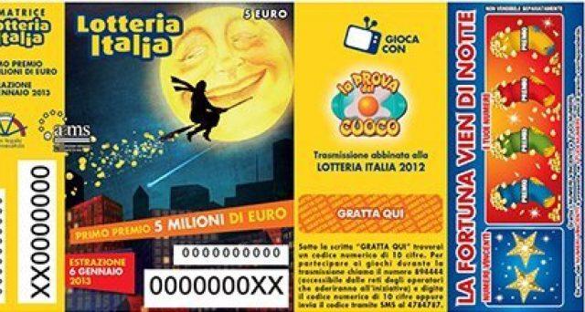 Lotteria capodanno