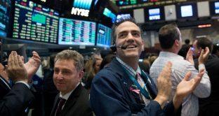 Mercati azionari segnano nuovi record