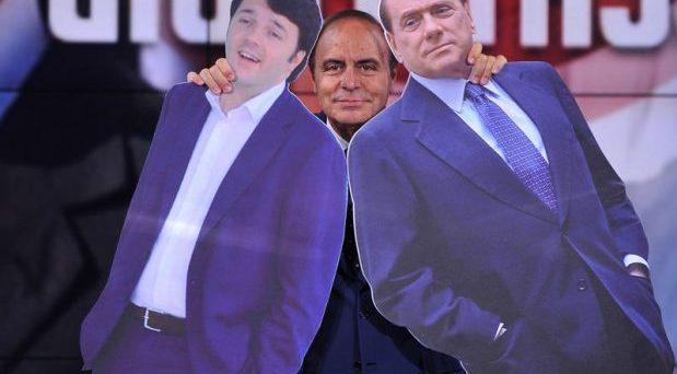 Renzi vuole ora l'abolizione del canone Rai