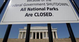 L'America rivive lo shutdown del 2013