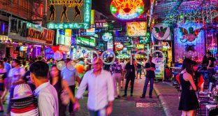 Boom di turisti in Thailandia