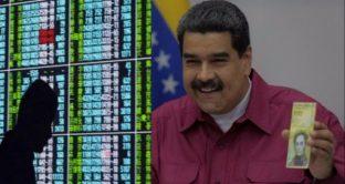 Venezuela, Maduro sta per emettere $6 miliardi di Petro