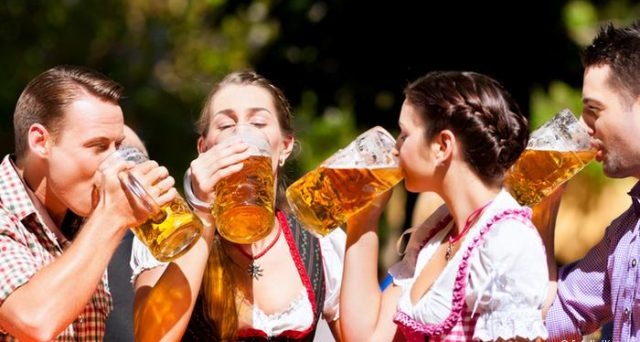 Birra in Germania in declino? I numeri parrebbero suggerire di sì, ma per quest'anno i tedeschi sperano nei Mondiali di Russia.